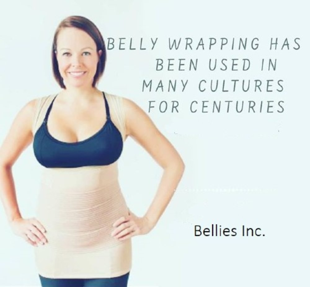 How Belly Wrapping is different from Waist Training