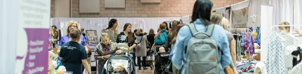 Spring Bump, Baby & Toddler Expo May 23-24, 2020