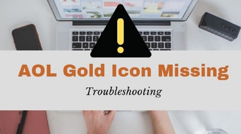 Way To Recover Missing AOL Gold Icon From Desktop|888-616-4869