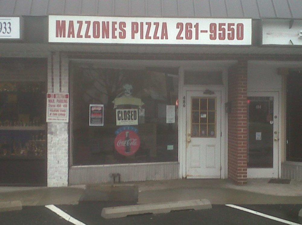 Passing: Mazzones