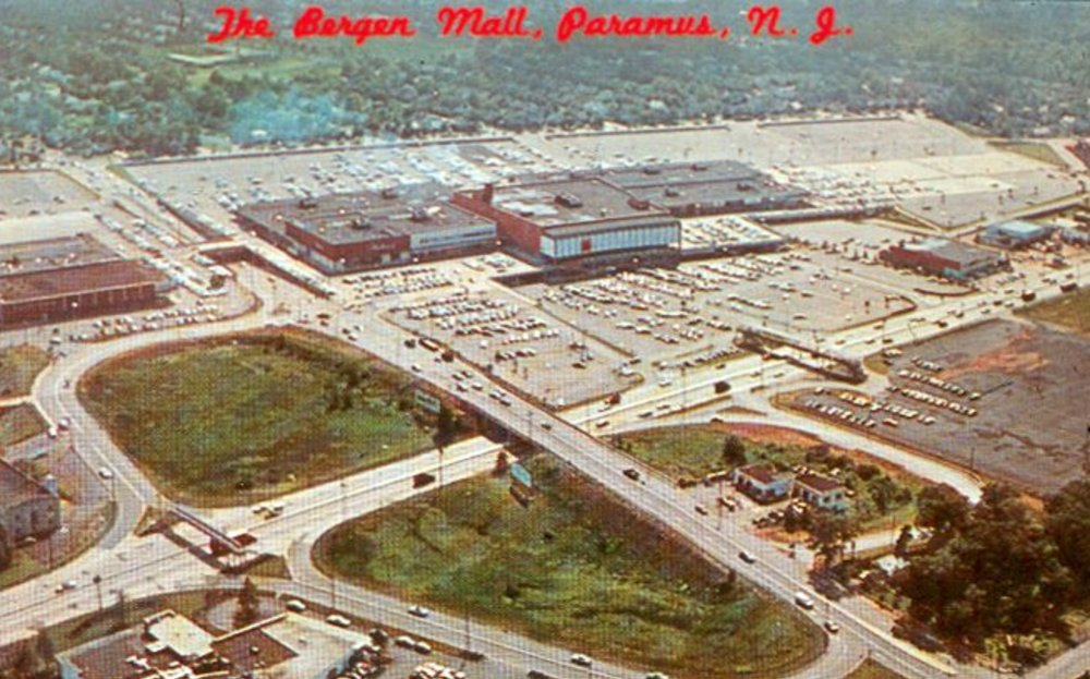 The Path from Shopping Center to Town Center in Paramus - Part 2