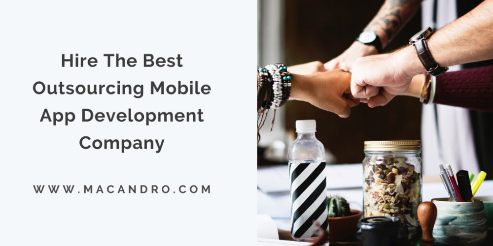 Best Outsourcing Company For Mobile App DevelopmentEnter content title here...