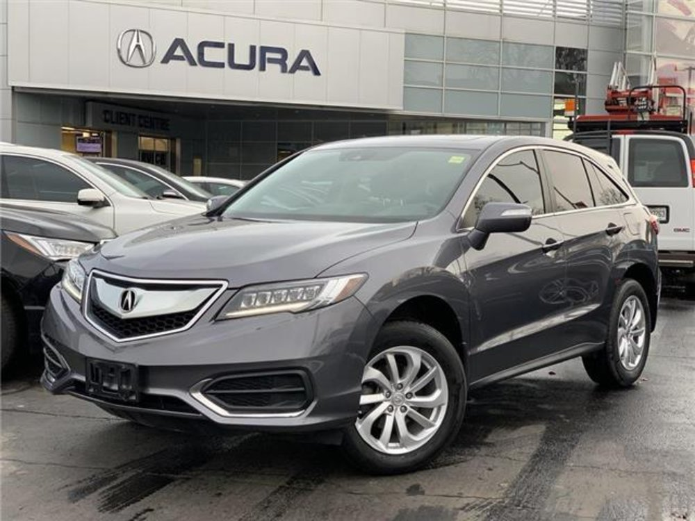 2017 Pre-Owned Acura RDX Tech $29,489 Acura On Brant, Burlington, ON