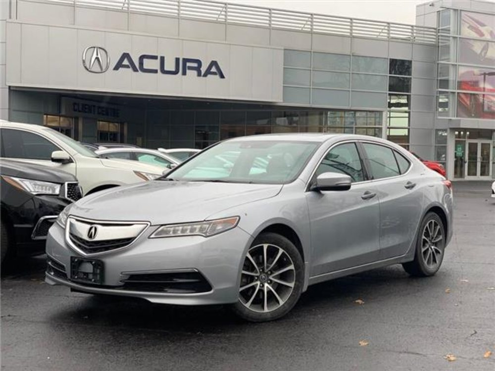 2017 Pre-Owned Acura TLX $27,289 Acura On Brant, Burlington, ON