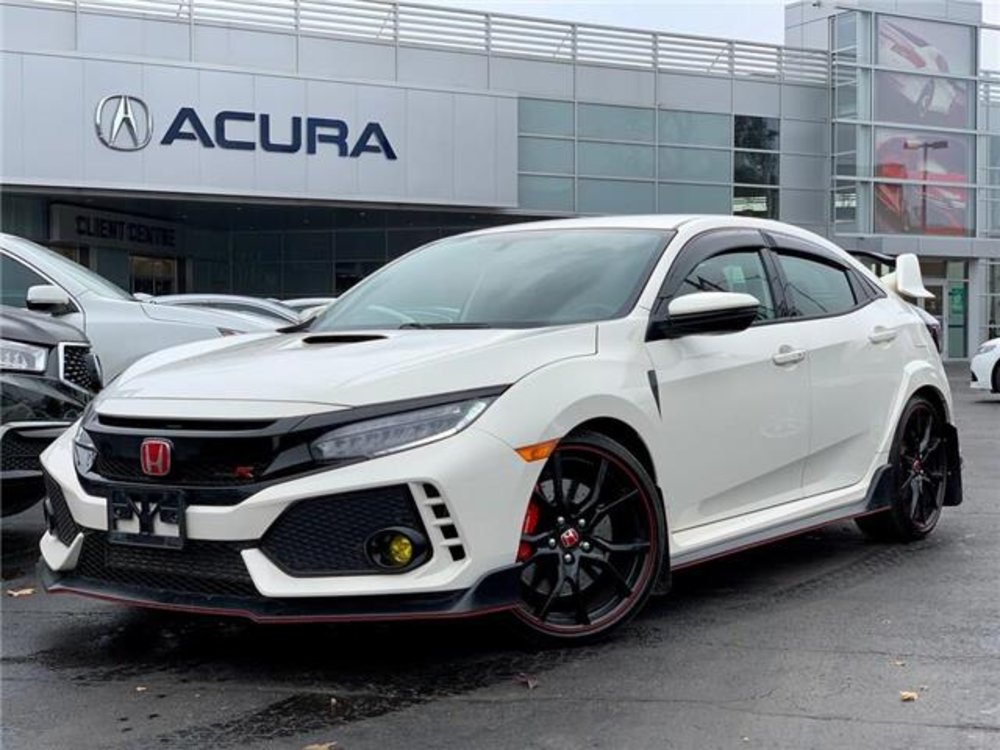 2018 Honda Civic Type R $37,389 Acura On Brant, Burlington, ON