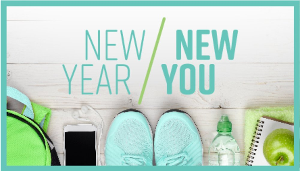 "Join Thrive's ""New Year, New You"" Weightloss & Wellness Challenge!"
