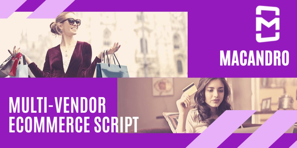 Multi-Vendor Ecommerce Script - Macandro