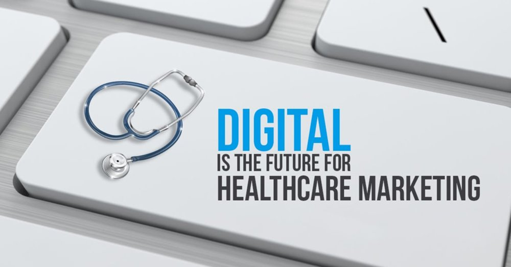 Importance of Digital marketing for Healthcare industry