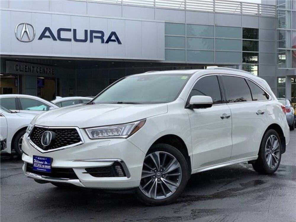 2017 Pre-Owned Acura MDX Elite Package $37,689 Acura On Brant, Burlington, ON