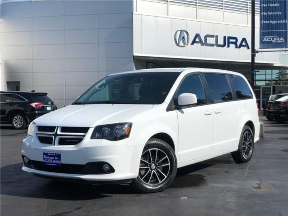 2019 Pre-owned Dodge Grand Caravan $23,989 Acura On Brant, Burlington, ON