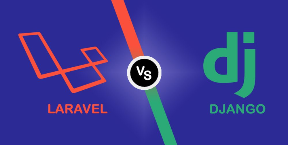 Django VS Laravel: Which is the Right framework for your Startups?