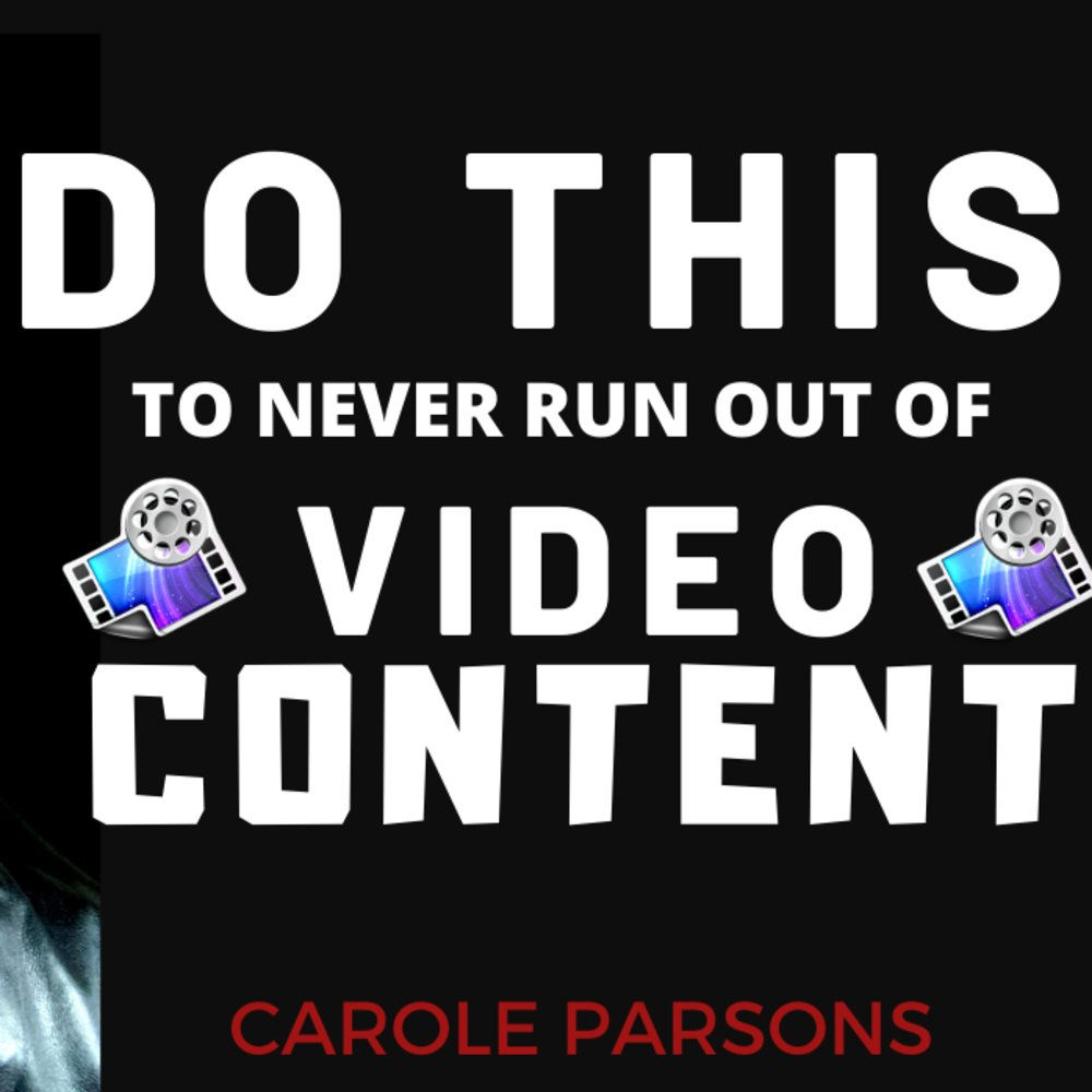 PRE VIDEO MAKING SERIES | DO THIS AND NEVER RUN OUT Of CONTENT