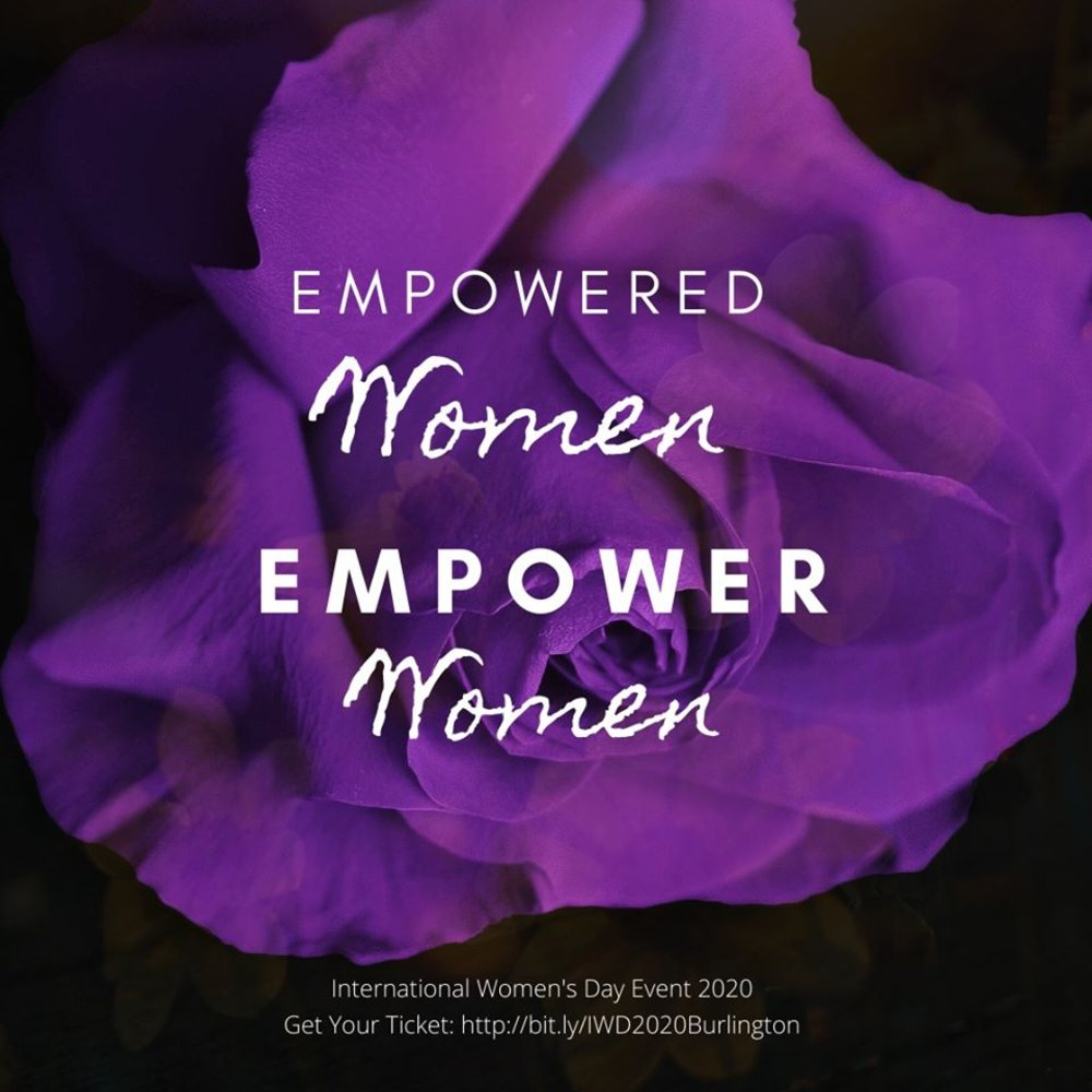 Let's Celebrate International Women's Day!