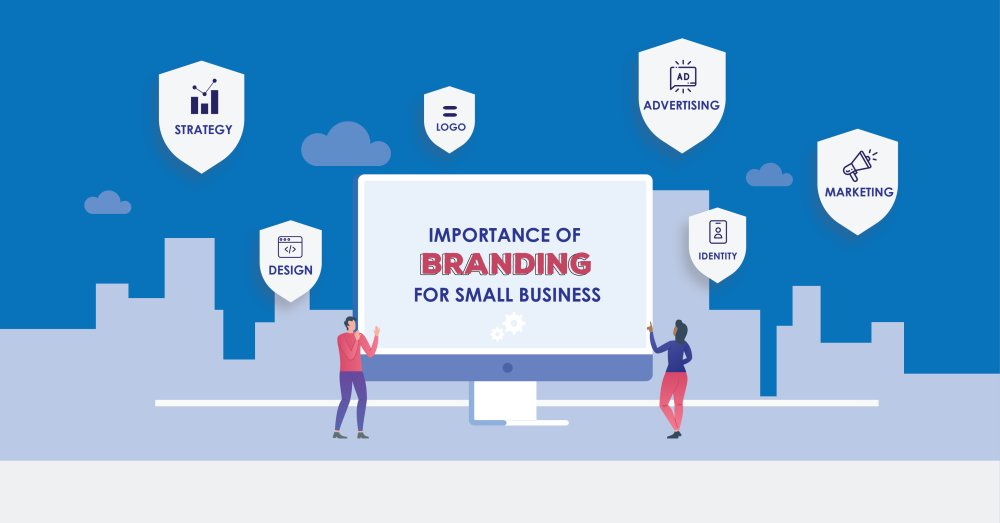 Reasons why a strong brand is an Importance for Small Business - GeeksChip