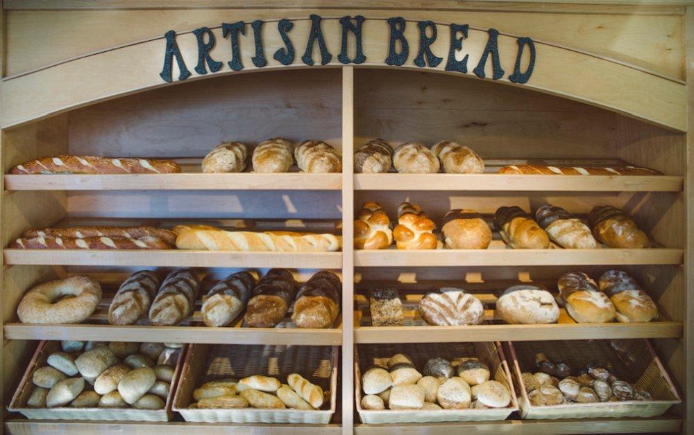 Artisan German Bread Ist Gut