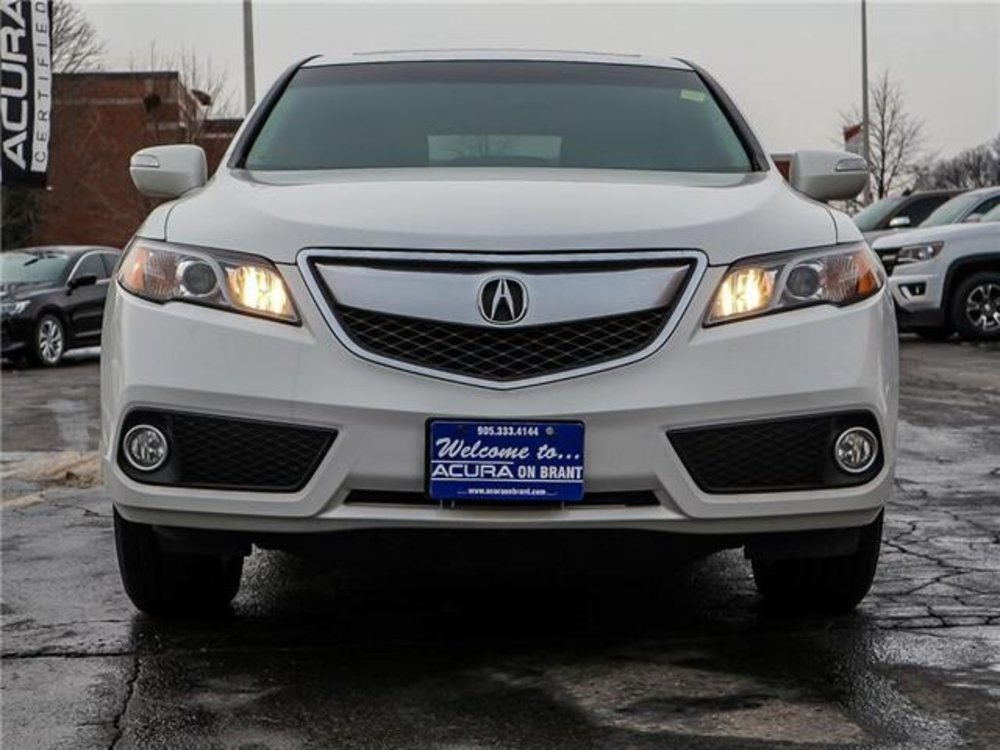 2013 Pre-Owned Acura RDX $16,989 Acura On Brant, Burlington, ON