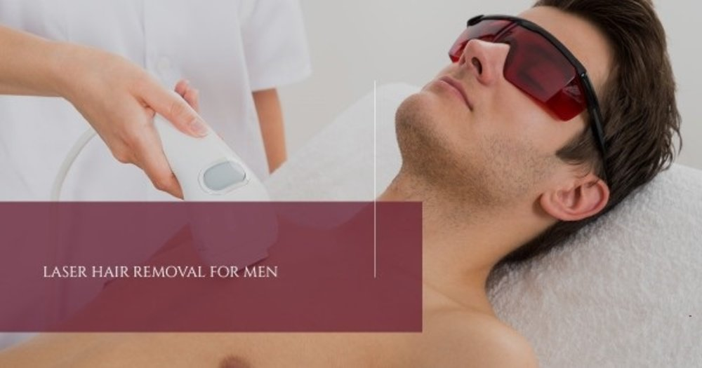 Why Men Do Laser Hair Removal?