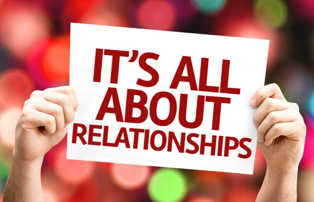 Building Relationships can be highly beneficial for your business growth.
