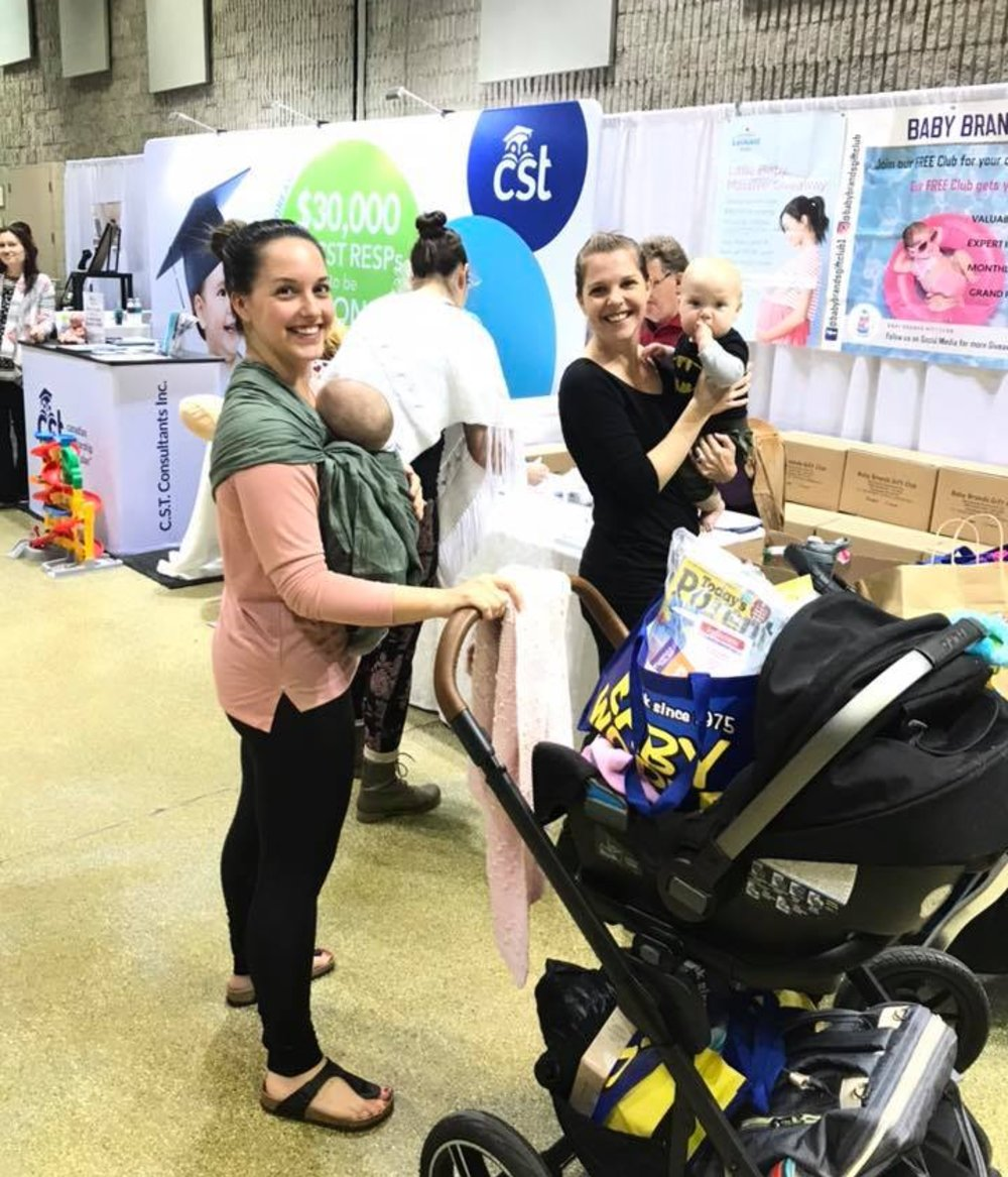 We're expanding…The Bump, Baby & Toddler Expo® is coming to Milton!