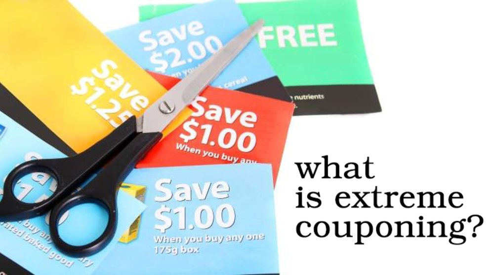What Is Extreme Couponing?