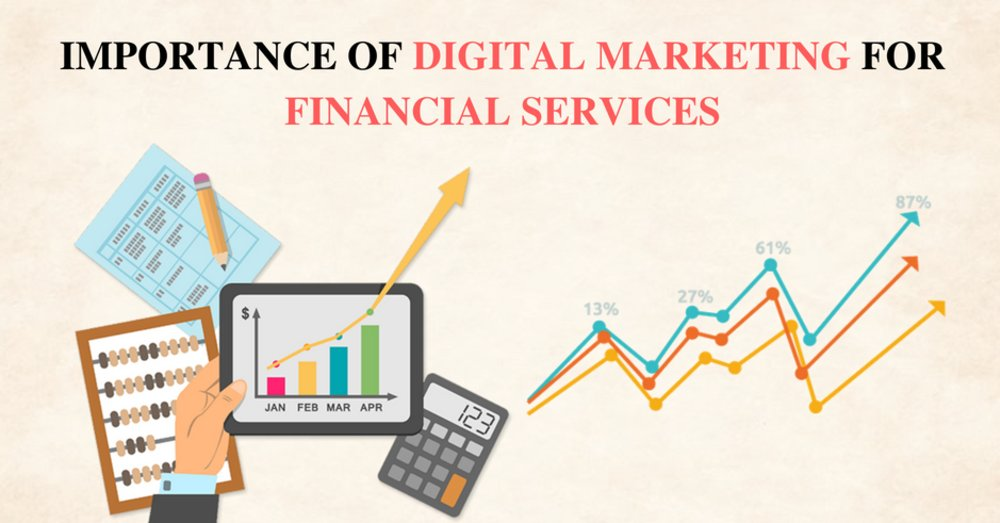 How Digital Marketing Boosts the Financial and Banking Service Sector - GeeksChi