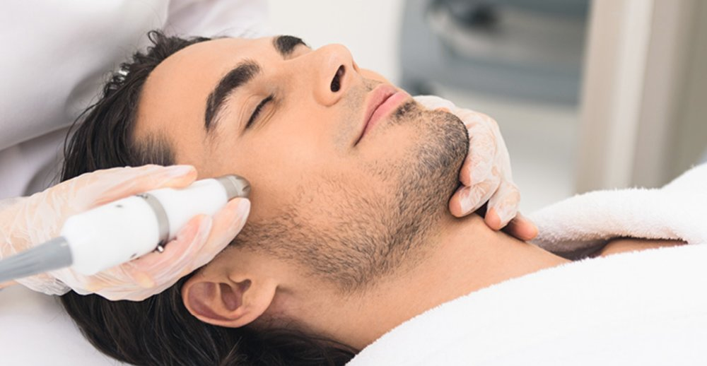 5 Popular Areas for Men's Laser Hair Removal