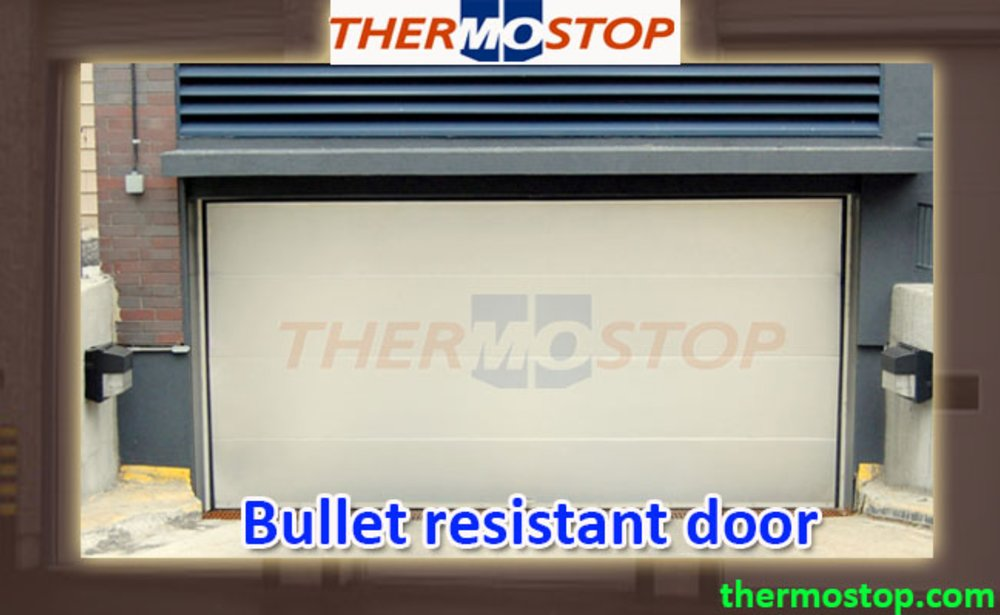 Some Facts about Bullet-Resistant DoorsEnter content title here...