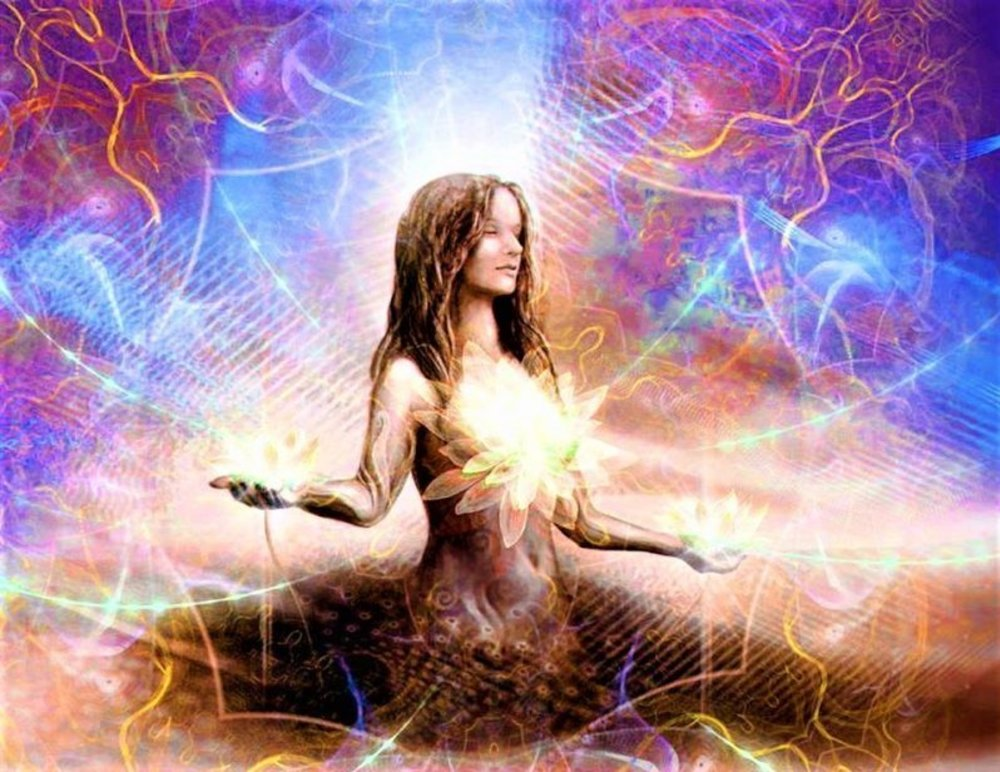 More About Spiritual Ascension.