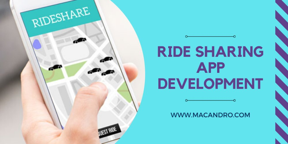 Ride Sharing App Development Company | Macandro