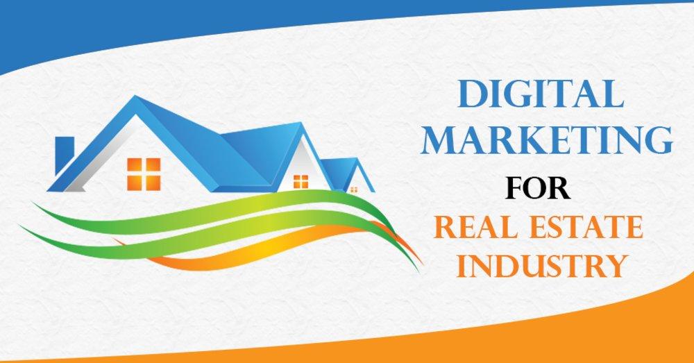 Importance of Digital Marketing for Real Estate Industry - GeeksChip
