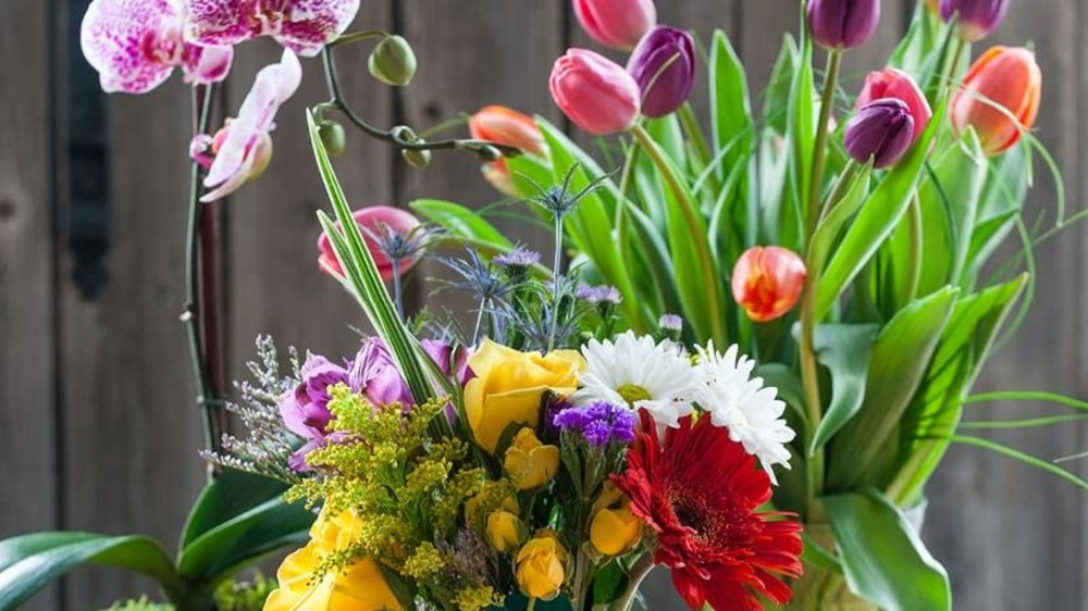 Favourite Flowers for Mom