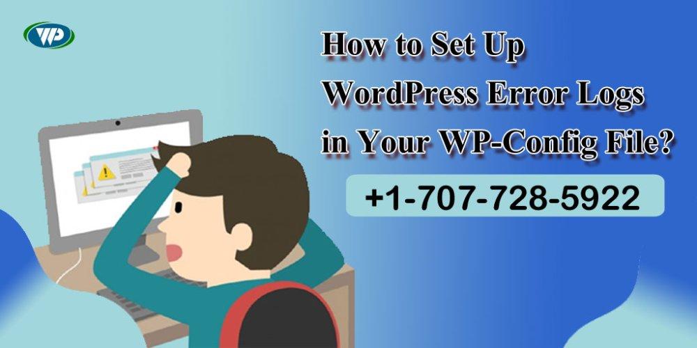 Implementing WordPress Error Log Helps in IdentifyingEnter content title here...
