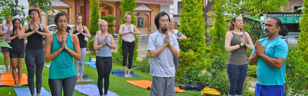 Yoga Course in India