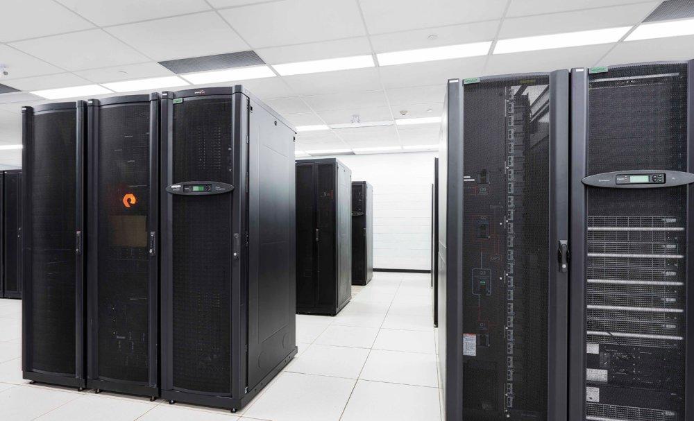 Modern Datacenter in Toronto