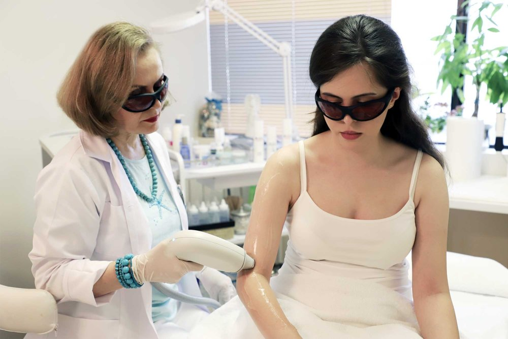 Facial Laser Hair Removal in Richmond Hill