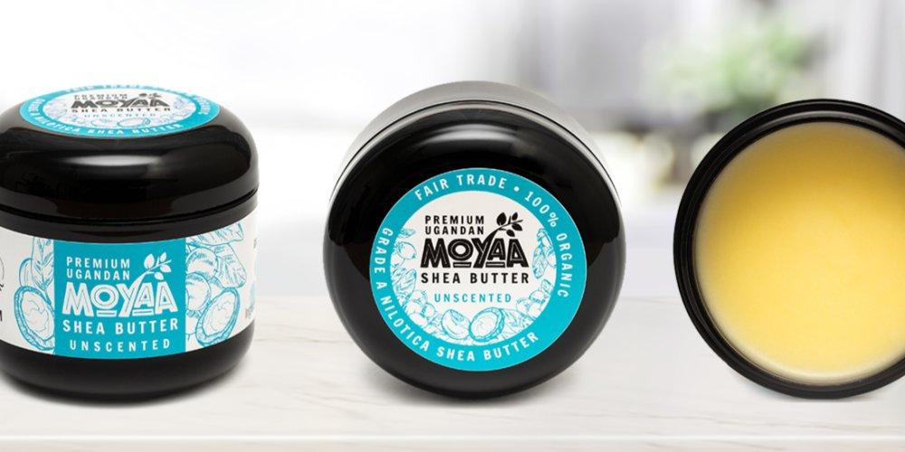 Dry Skin & Shea Butter...