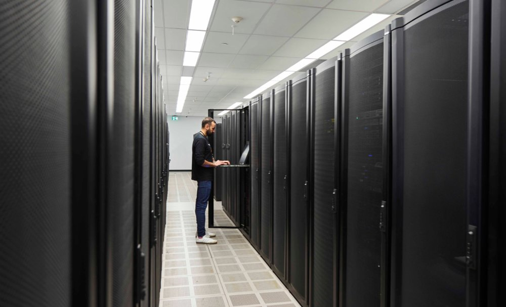 Canadian Managed Colocation
