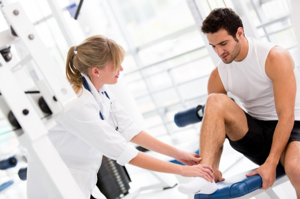 Parkway Foot and Back Clinic Physiotherapy