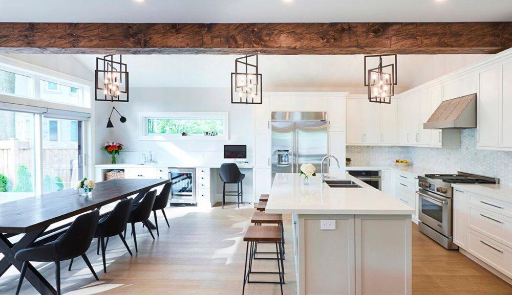 Full range of interior design services