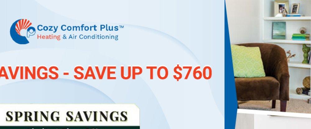Spring Savings Rebate