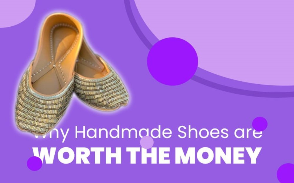 Why Handmade Shoes are Worth the Moneyntent title here...