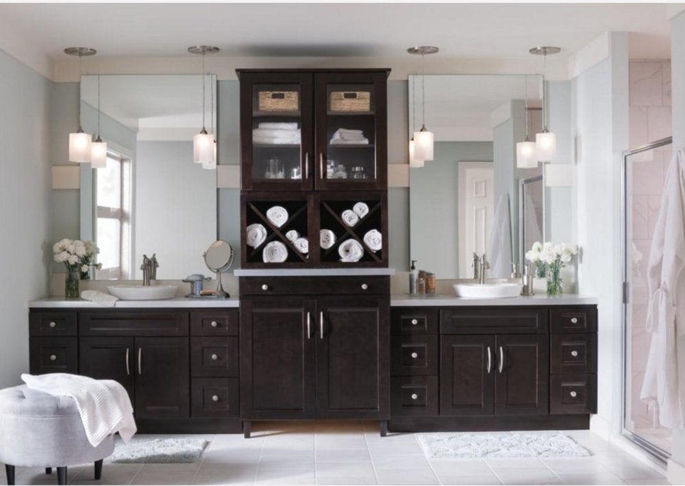 Why do Clients Choose us for Custom Washroom Cabinetry?