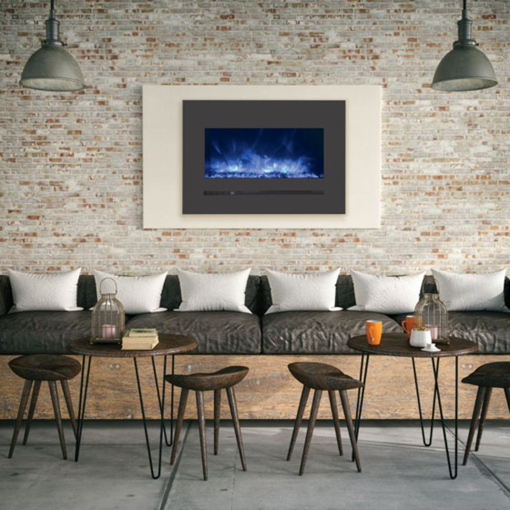 best selling electric fireplaces