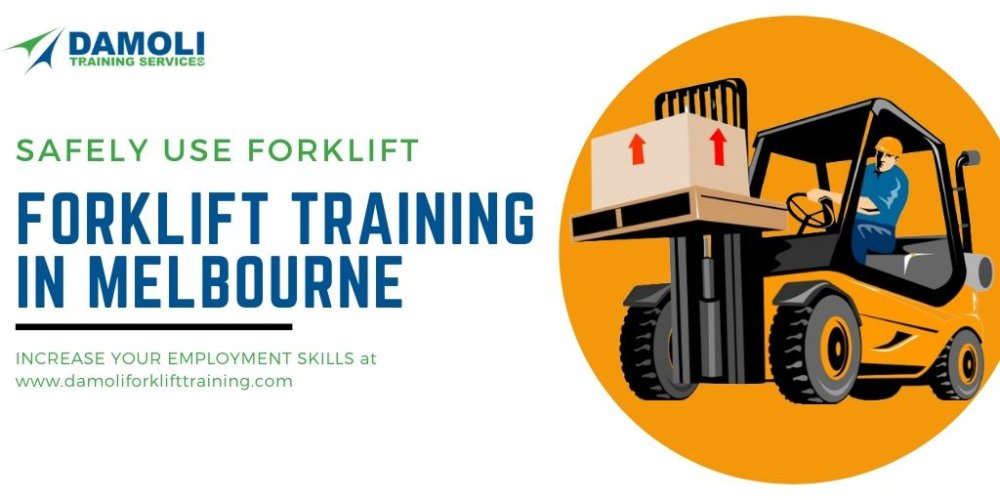 Forklift Training: How to Use Forklift Safely in the Warehouse