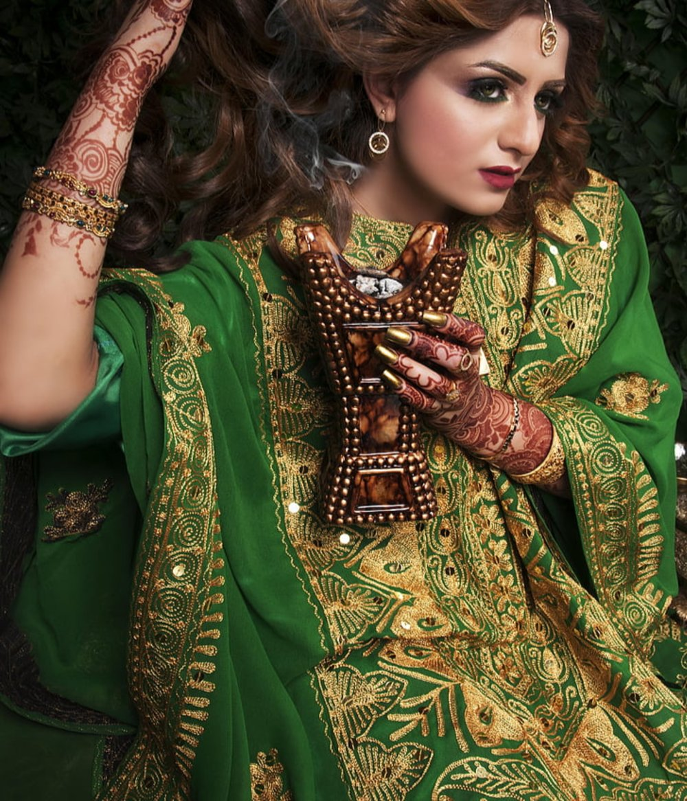 Elegant Pakistani Collection to Wear with Your Jewelry