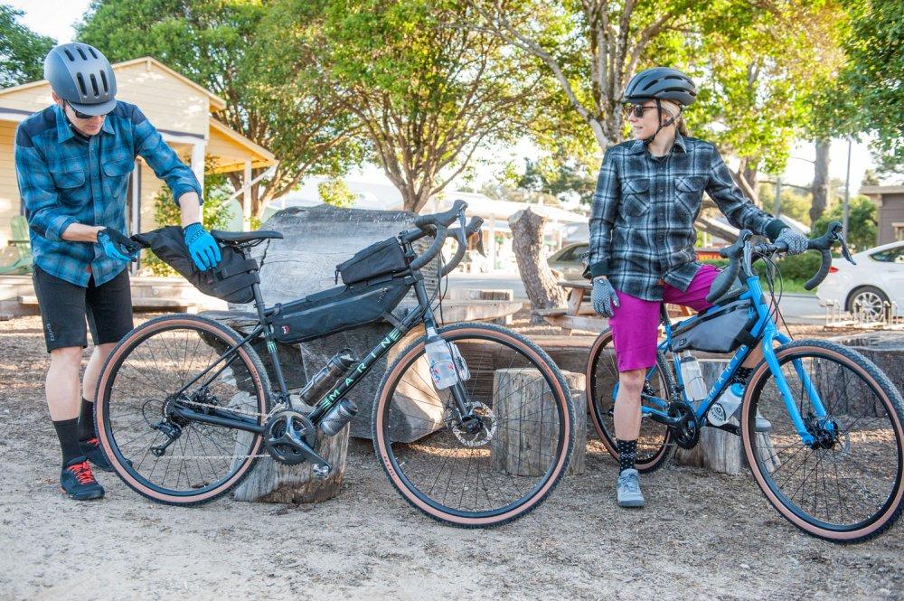 Marin Bikes, Made For Fun . . .