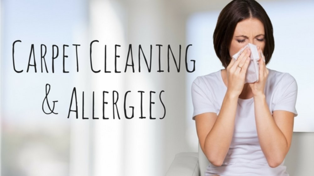 We have Allergies. How often should we clean our carpet?