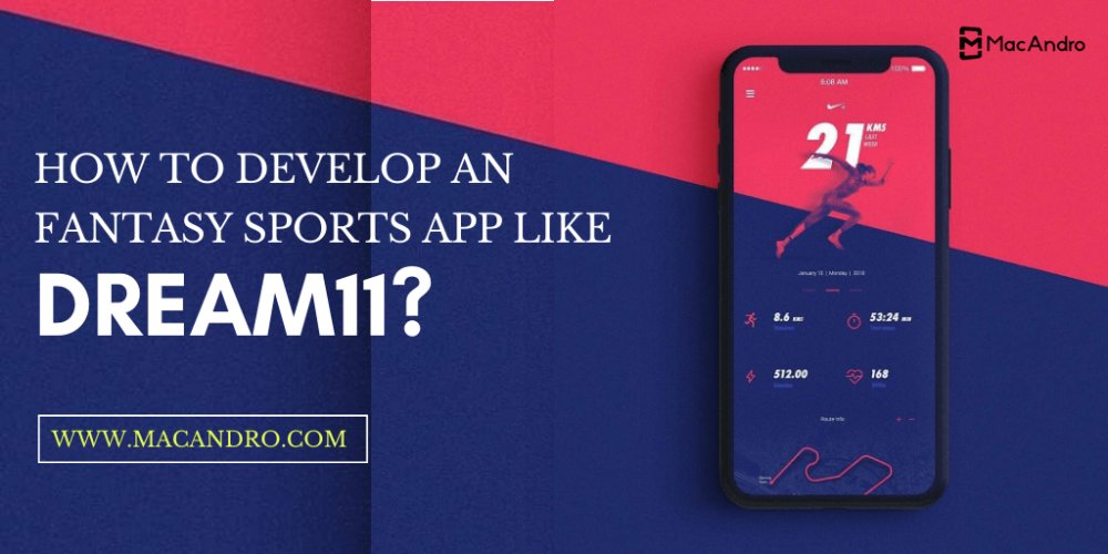 How to Develop a Fantasy Sports App Like Dream11?