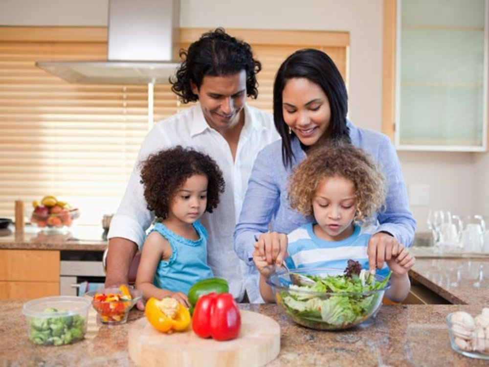 10 Reasons Why Being Healthy Influences Your Children's Health