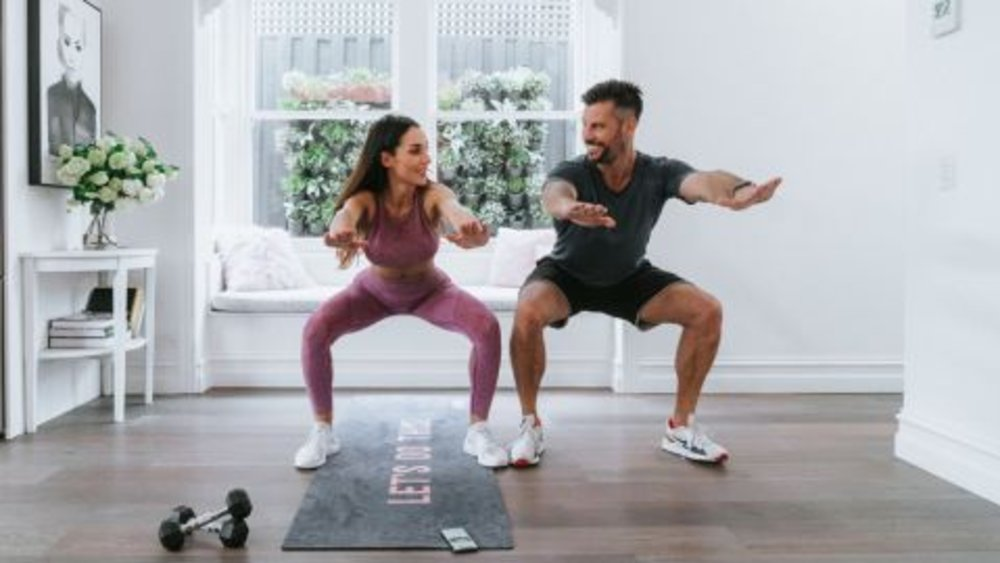 Take your Virtual Home Workout in July to a New Level